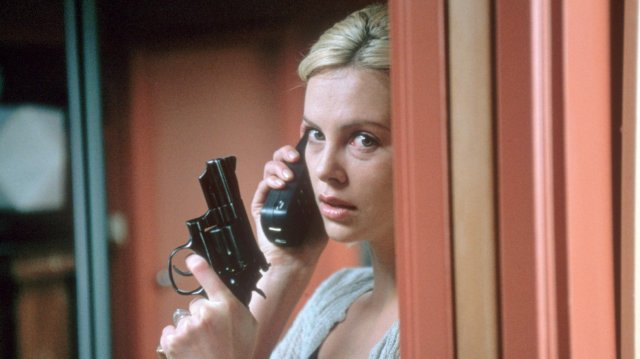 Azta! Charlize Theron mint  James Bond?
