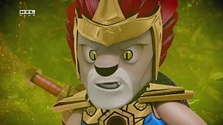 Lego Legends of Chima - 21. rész